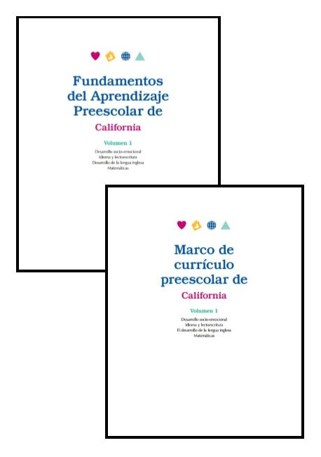 Preschool Foundations and Curriculum Framework | CPIN us