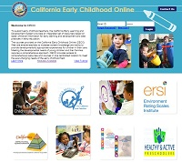 California Early Childhood Online